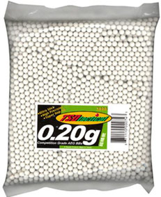 SALE!! TSD Tactical BBs .20g Bulk 4 Bags (20,000 rounds)