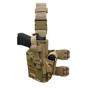 Condor Outdoor crye MultiCam Tornado Tactical Drop Leg Pistol Holster