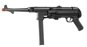 WWII MP-40 Full Metal Airsoft AEG Rifle by AGM