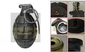 PFI Airsoft Grenade Gas BB