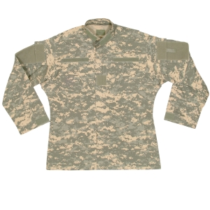 Army Combat Uniform ACU Jacket -Twill