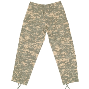 Army Combat Uniform ACU Pants -Twill