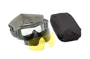 Revision Desert Locust Tactical Goggle Deluxe Kit