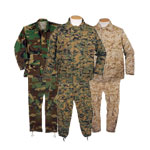 Made in the USA military clothing
