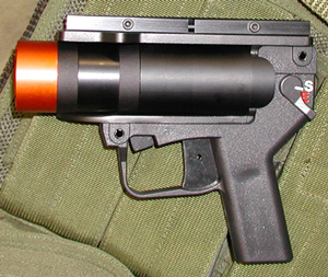 Mad Bull AGX Grenade Launcher
