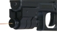 NCStar Pistol Laser Rail Mount -Firearm Rated APRLS