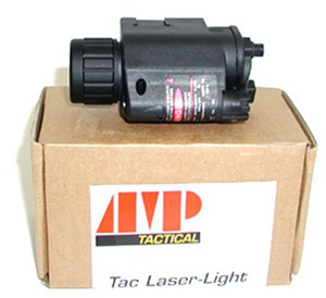 AMP Flash Light / Laser Combo Rail Mount