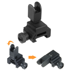 M4 Match grade rear sight MNT-950RS02-B