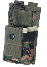 UTG Molle Radio Pouch