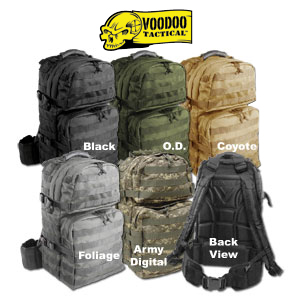 VooDoo Tactical 3 Day Assault Back Pack