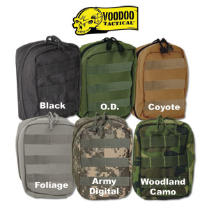 VooDoo Tactical Universal EMT Pouch