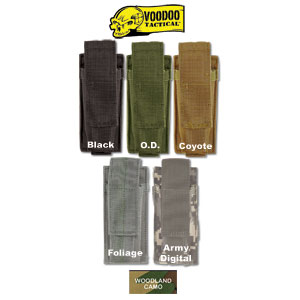 voodoo tactical molle single Pistol Mag Pouch