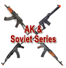 AK-47 and AK Series Airsoft AEGs
