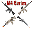 M4 AR M16 Series Airsoft AEG Guns