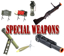 Airsoft Special Weapons