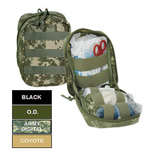 Mil Spec Tactical Trauma Kit First Aid System