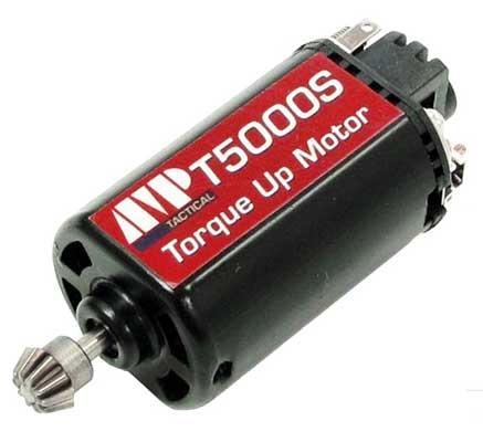 Amp Tactical Hybrid High Speed High Torque Motor Short Type