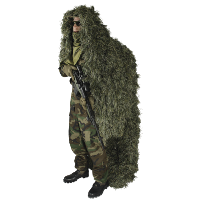 Css Voodoo Tactical Ghillie Blanket 4 X 6