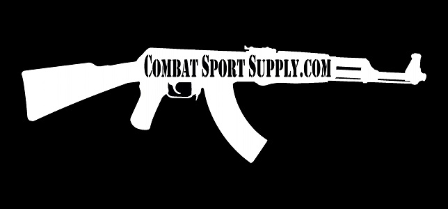 css ak 47 gun silhouette sticker