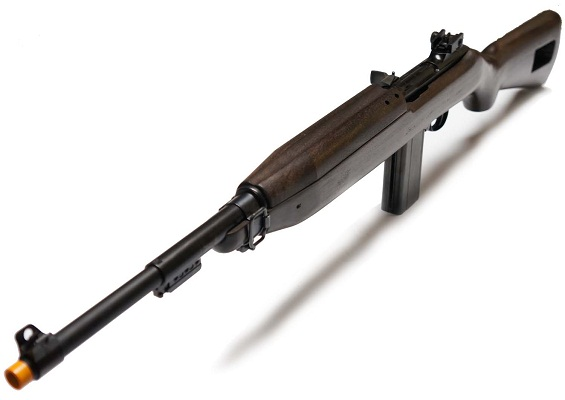 Marushin M1 Carbine CO2 Gas Blow Back Rifle