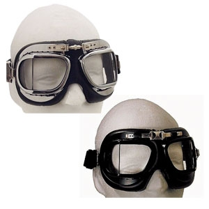 RAF Style Pilot Goggles SteamPunk