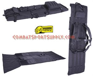 Voodoo Tactical Premium Shooters Mat and Drag Bag