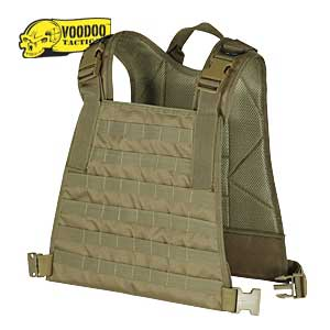 VooDoo Tactical High Mobility Lightweight Plate Carrier