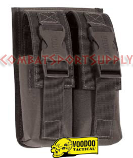 VooDoo Tactical M84 Flash Bang Molle Pouch Double