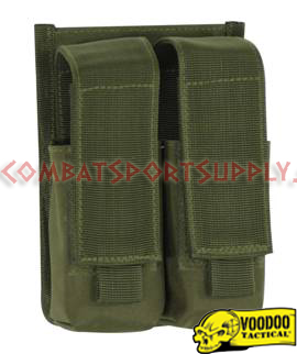 VooDoo Tactical Double M18 Smoke Grenade Pouch