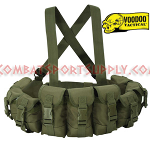 VooDoo Tactical 9-Pocket Chest Rig