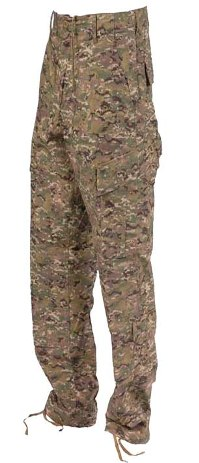 X-Camo Digital Rip Stop Pants
