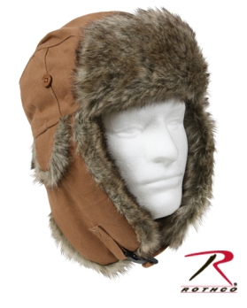 Rothco Vintage Fur Flyers Hat