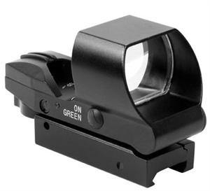 Aim Sports 4 Reticle Dual Illuminated Reflex Sight RT4-05