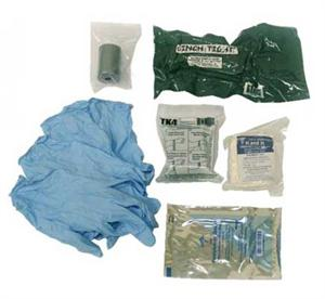 Blue Force Gear Tactical Trauma First Aid Refill Kit