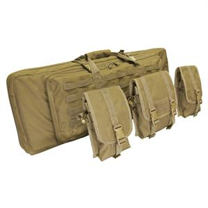 "Condor Outdoor CRYE Multicam 42"" Double Rifle Case 152-008"