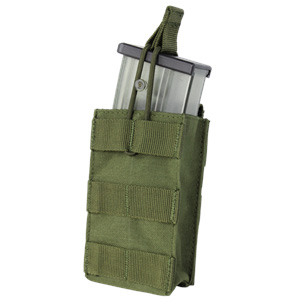 Condor Outdoor Single Open Top G36 Magazine Pouch 191129-001 OD Green
