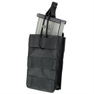 Condor Outdoor Single Open Top G36 Magazine Pouch 191129-002 Black