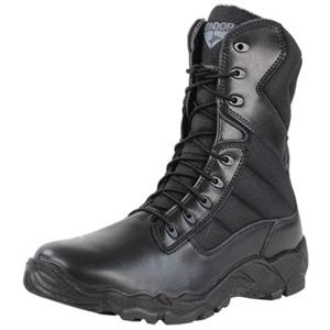 Condor Outdoor Bailey-Zip Boot Black 235003