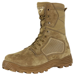 Condor Outdoor Murphy-Zip Boot Coyote Brown 235005-2