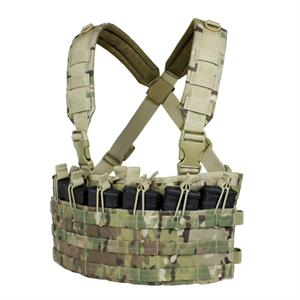 Condor Outdoor CRYE Multicam Rapid Assault Chest Rig MCR6-008
