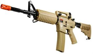 GnG R16 Combat Machine Carbine Desert Tan