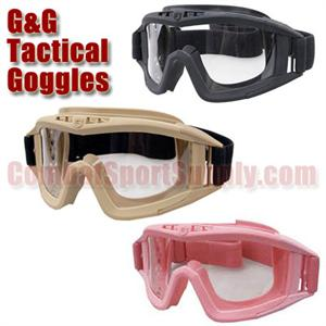 G&G Tactical Airsoft Goggle
