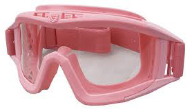 G&G Tactical Airsoft Goggle Pink