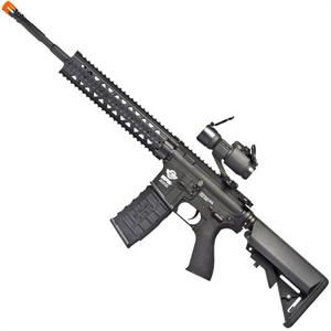G&G R8-L Combat Machine AEG Kit Black