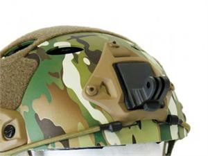 Bravo Airsoft Helmet Mount for GoPro, Hero2, Hero3 and other action cameras