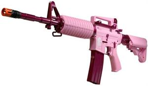G&G Combat Machine Carbine Femme Fatale 16 Pink AEG -Limited Edition
