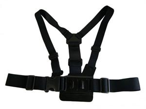 Bravo Airsoft Chest Belt Harness for GoPro, Hero2, Hero3 camera
