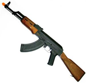 Echo1 Red Star AKM Real Wood All Metal AK47 AEG