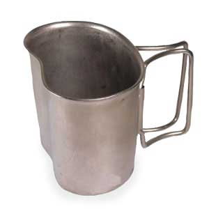 Canteen Cup Stainless Steel