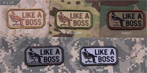 Like a Boss Morale Patch